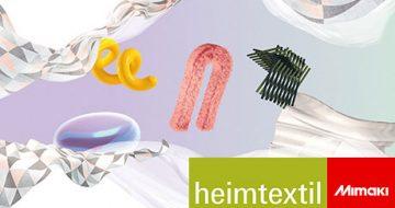 Mimaki Announces Tessa Koops as Fashion Designer for Heimtextil 2019 image