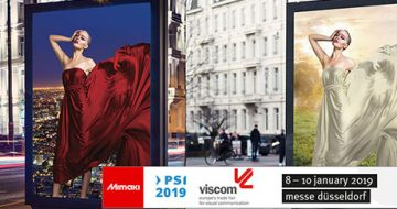 Mimaki to Show Business Driving Digital Print Solutions at PSI and Viscom 2019 image
