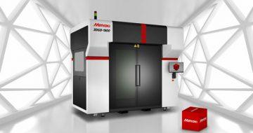 5 características únicas da impressora 3D de grande formato 3DGD-1800 da Mimak image